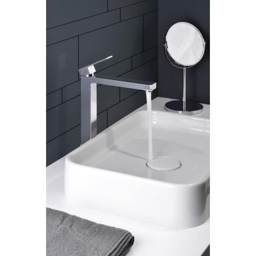 Paffoni Elle håndvaskarmatur højt  - Krom