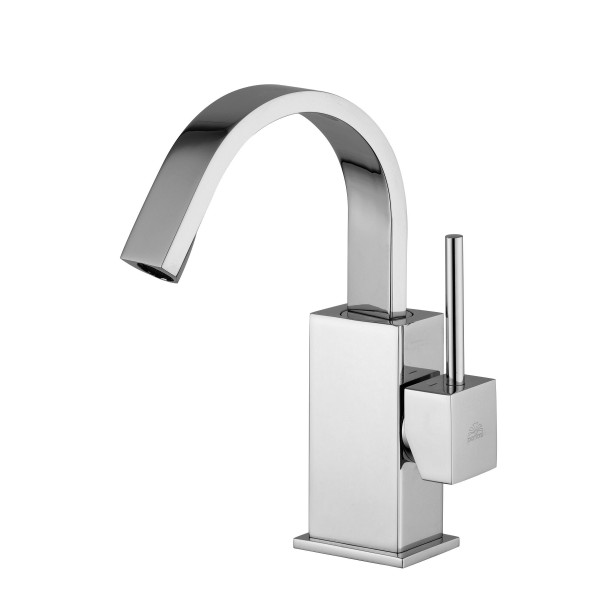 Paffoni Level håndvaskarmatur - Krom