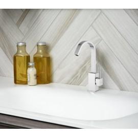 Paffoni Level håndvaskarmatur højt - Krom