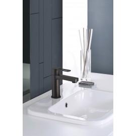 Paffoni Ringo håndvaskarmatur - Mat sort