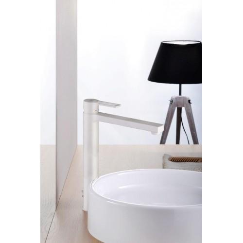 Paffoni Ringo håndvaskarmatur højt - Krom