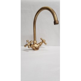 Paffoni Iris køkkenarmatur retro - Bronze