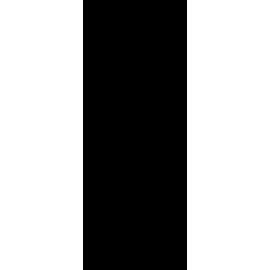 Paffoni Quadro brusearm 350 mm - Krom