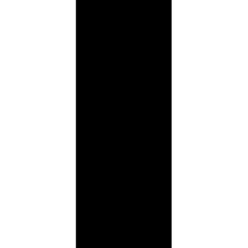Paffoni Quadro brusearm 400mm - Mat sort