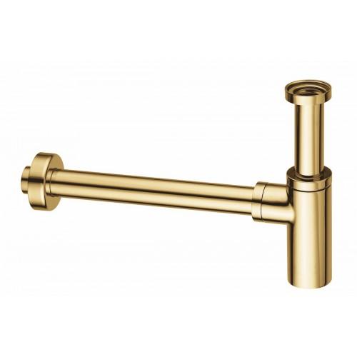 """Design Pungvandlås T/Håndvask 1 1/4"""" - Hvid Guld"""