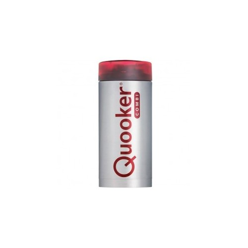 Quooker Fusion Round inkl. COMBI beholder - Krom