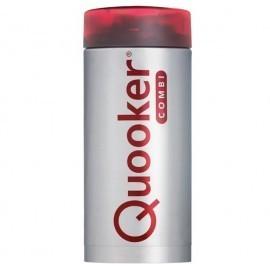 Quooker Fusion Round inkl. COMBI beholder - Bruneret messing