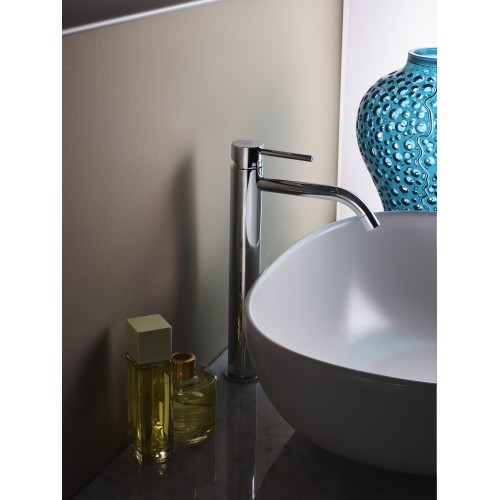Paffoni Light forhøjet håndvaskarmatur - Krom